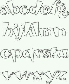 Handlettering Alphabet Buchstaben Kaliggraphy Schrift