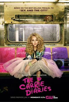 The Carrie Diaries - The renew cancel index says this will probably be cancelled but it looks cute! UPDATE: OMG soooo cute! And it was renewed!