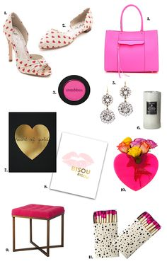 Love Day Goodies // Beauty, Fashion & Home