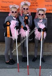 three blind mice halloween costume ideas kids children