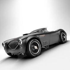 Austin Healey 1004W / custom installed V8