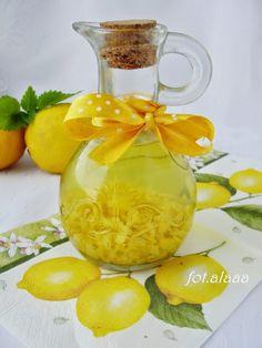 Ala piecze i gotuje: Ekstrakt cytrynowy
