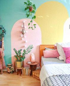Home Bedroom, Bedroom Wall, Diy Bedroom Decor, Bedroom Shelves, Bedroom Quotes, Bedroom Signs, Bedroom Ideas, Master Bedroom, Magazine Deco