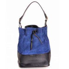 Julian Leather Tote  Yet another great piece to add on to your collection ladies! Available in Pink, Blue & Yellow, Julian features a colorblock bucket design together with a drawstring style with adjustable shoulder strap. Inner compartment consists of 2 hp holders, 1 zipped compartment and 1 zipped pouch to keep all your valuables!   Made of Nubuck ( top-grain leather)  $ 42