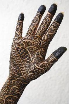 How to Make Henna Stain Darker