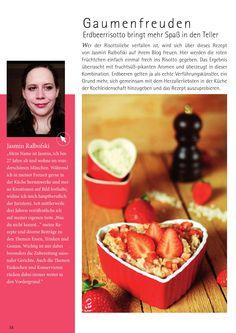 """Spargel und Erdbeeren  Was wäre der Frühling ohne den heiß ersehnten Spargel und der Frühsommer ohne die verführerischen Erdbeeren?  Ganz sicher würde uns allen etwas fehlen. Und so hört man nun überall den erlösenden Satz: """"Endlich gibt es wieder Spargel"""". Echte Genießer warten auf die weißen Stangen aus Schrobenhausen, Beelitz oder Baden oder auf den frisch gestochenen in ihrer Region, weil er dann am besten schmeckt!"""