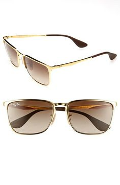 Ray-Ban 'Youngster' 56mm Sunglasses | Nordstrom