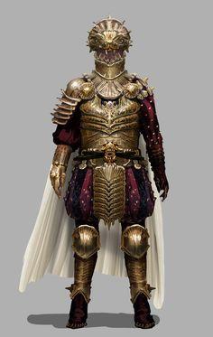 Jamie Lannister by Chenthooran Nambiarooran Brainstorm Challenge Game of Thrones Redesign Fantasy Character Design, Character Inspiration, Character Art, Fantasy Armor, Dark Fantasy, Dnd Elves, Red Knight, My Fantasy World, Creature Design