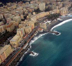 Genova in volo: Pegli