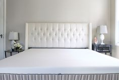 Reviewing our new organic, natural latex, memory foam @essentialife matress | Copy Cat Chic