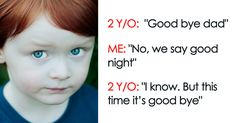 10+ Of The Creepiest Things Kids Have Ever Said To Their Parents | Bored Panda