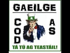Learn Irish in an easy and fun way. Full video translations with subtitles for my Irish Language Gaeilge videos will be posted here. Irish Language, Prepositions, Call Of Duty, Lion, Feelings, Learning, Videos, Easy, Youtube