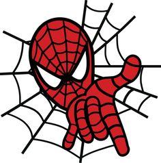 Spiderman Tattoo, Spiderman Shirt, Spiderman Face, Spiderman Images, Spiderman Birthday Cake, Spiderman Theme, Cute Deadpool, Superhero Poster, String Art