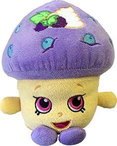 "Shopkins Season 1 Mini Muffin 6"" Plush Toy ""Exclusive"" Shopkins http://www.amazon.com/dp/B00XUYCQ78/ref=cm_sw_r_pi_dp_z0sCvb1XBD1WJ"
