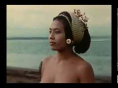 Ni polok Bali old video 17: circa 1950 Bali - YouTube