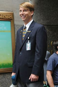 30 Rock / Kenneth Parcell / NBC Page