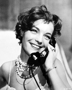 romy schneider - always LOVED her!