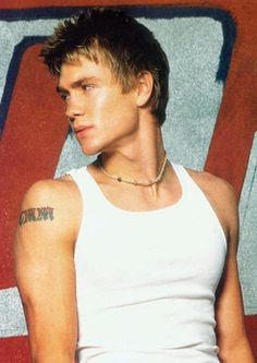 Chad Michael Murray (;