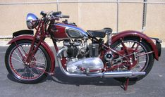 1938 speed twin triumph motorcycle - Google Search
