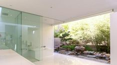 die besten 25 badezimmer japanischer stil ideen auf pinterest zen stil japanische wohnung. Black Bedroom Furniture Sets. Home Design Ideas