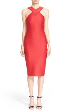 ce0896b33f2d6 Ted Baker London  Erskine  Snake Jacquard Midi Sheath Dress available at   Nordstrom Jumpsuit
