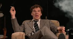 """As part of Late Night Tales in the U., Benedict Cumberbatch has been reading """"Flat of Angles"""" by Simon Cleary, in four parts. Love his voice! Benedict Sherlock, Sherlock Fandom, Sherlock Holmes, Benedict And Martin, 221b Baker Street, Raining Men, Oui Oui, Martin Freeman, Superwholock"""