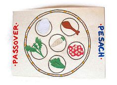 Passover Place Mat