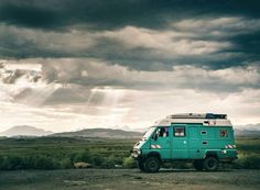 Saw this adventure mobile right before taking a dip in some hotsprings. One day I'll get one of these.  by@danmaniel - TAG  #CamperLifestyle and/or @camper.lifestyle - Keep your  #vanlife dreams alive turn ON post notifications!