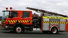 Firefighters' Union blacklists Auckland's lead fire truck due to safety concerns - Stuff.co.nz