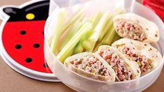 Mini pitas to ham salad Lunch Smoothie, Toddler Lunches, Picnic Foods, Cold Meals, Wrap Sandwiches, Appetisers, Healthy Snacks For Kids, Finger Foods, Kids Meals