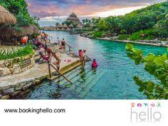 EL MEJOR ALL INCLUSIVE AL CARIBE. A los alrededores de Cancún se extiende la Riviera Maya, un lugar en donde se puede disfrutar todo tipo de aventuras para que tú y tus amigos, comiencen un viaje lleno de divertidas anécdotas. En Booking Hello les invitamos a elegir su pack y hospedarse en Catalonia Riviera Maya, para que conozcan lo mejor de esta zona. Si deseas más información, visita nuestra página en internet www.bookinghello.com. #bookinghello