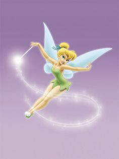 Disney, Fairies, Tinkerbell