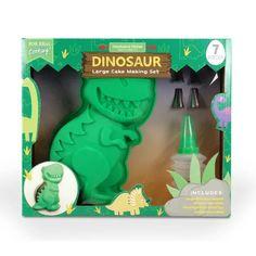 Dinosaur Birthday Cakes, Dinosaur Cake, Dinosaur Party, Third Birthday, 2nd Birthday Parties, Birthday Ideas, Dino Cake, Girl Dinosaur, Cool Aprons