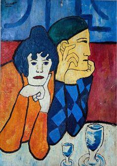 Pablo Picasso, Unknown on ArtStack #pablo-picasso #art                                                                                                                                                                                 More
