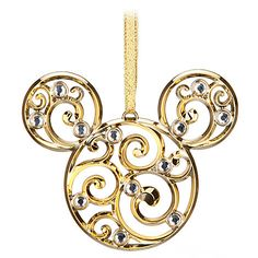 Mickey Mouse Ornament | Ornaments | Disney Store