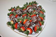 Valentines Day og kosemat :) (Sweet&Sweet)