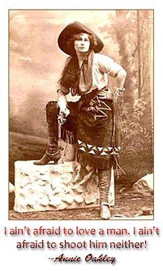 Annie Oakley (August 13, 1860 – November 3, 1926), born Phoebe Ann Moses, was an…