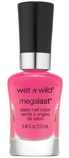 Wet n Wild Wet n Wild Mega Last Salon Color Candy-licious Beauty Dupes, Beauty Products, Beauty Makeup, Nail Polish Designs, Nail Design, Vegan Makeup, Colorful Candy, Cruelty Free Makeup, Beauty Advice