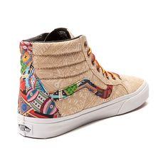 Vans x Zio Ziegler Sk8 Hi Skate Shoe