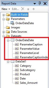 Calendar Date Picker for MDX based SQL Server Reporting Services Reports