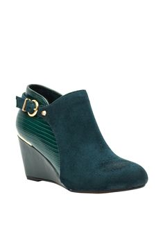 Wedge Ankle Boots, Envy, Wedges, Shoes, Fashion, Moda, Shoe, Shoes Outlet, Fashion Styles