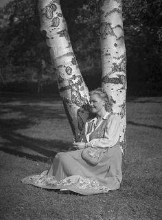 Galleri NOR Oslobunad (Frk Marit Arnesen) 1951 Oslo