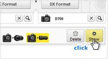 Nikon | Imaging Products | NIKKOR Lenses Simulator