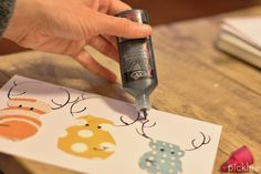 fabric scraps christmas cards or gift tags