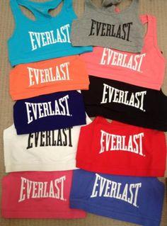 Everlast-womens-Y-back-Crop-Sports-Bra-Top-XS-S-M-L-XL-8-10-12-14-16-RRP-45