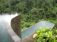 Infinity Pools at Ubud Hanging Gardens, Indonesia