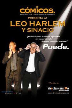 Leo Harlem y Amigos en Santiago de Compostela