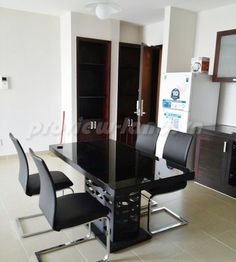 Horizon apartment 1 bedroom for rent in district 1 hcmc Serviced Apartments, Rental Apartments, Penthouse Apartment, Ho Chi, Villas, Living Room, Bedroom, Table, Furniture