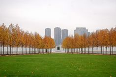 Franklin D. Roosevelt Four Freedoms Park - Roosevelt Island, New York City