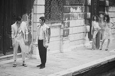 Venice Voyeurs - High Fashion photography shot in Venice.